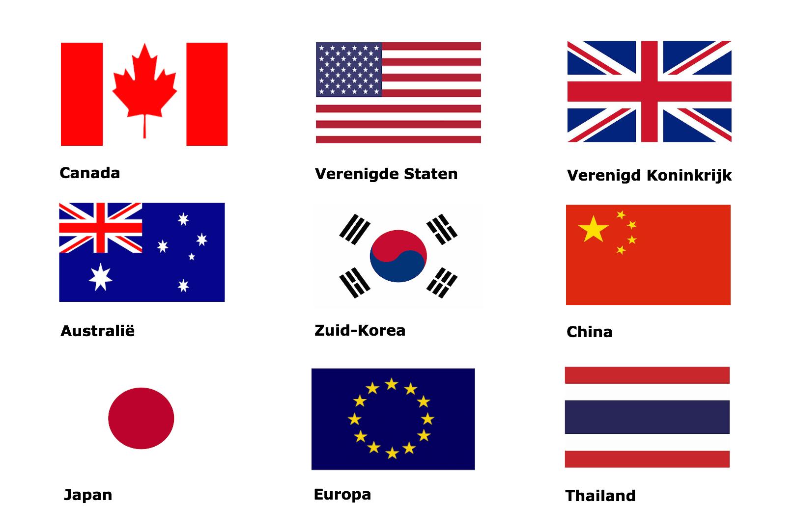 Wijnbergen Constructions landen